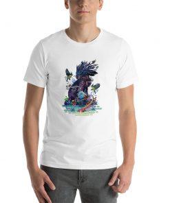 A Communion Alien Cat T-Shirt