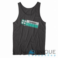 Aspirin Aesthetic Unique Design Tank Top