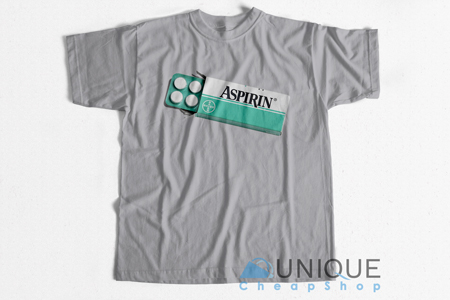 Aspirin Aesthetic T-Shirt