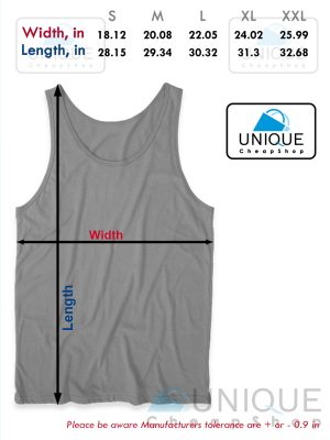 size chart tank top unique cheap shop - uniquecheapshop.com