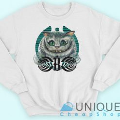 Bassnectar Cheshire Cat Sweatshirt