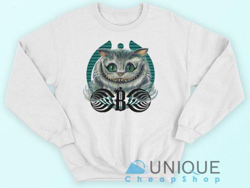 Bassnectar Cheshire Cat Sweatshirt