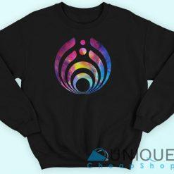 Bassnectar Galaxy Logo Sweatshirt