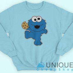 Cookie Monster Baby Sweatshirt