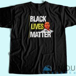 Black Lives Matter George Floyd T-Shirt