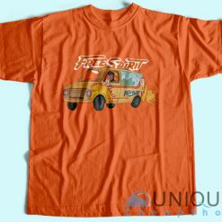 Khalid Free Spirit Tour T-shirt