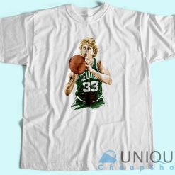 Larry Legend Bird T-Shirt