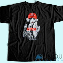 Marilyn Monroe Trump T-shirt