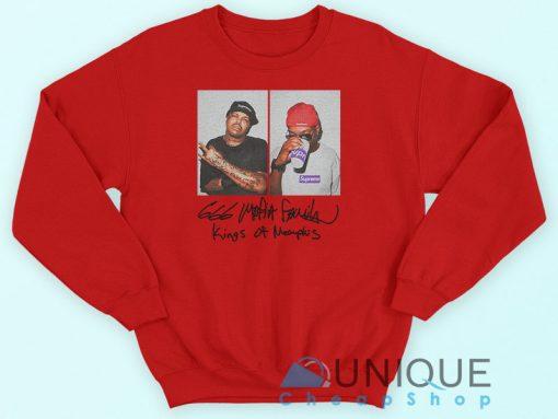 Supreme 3 6 Mafia Sweatshirt