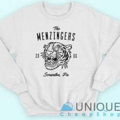 The Menzingers Tiger Sweatshirt