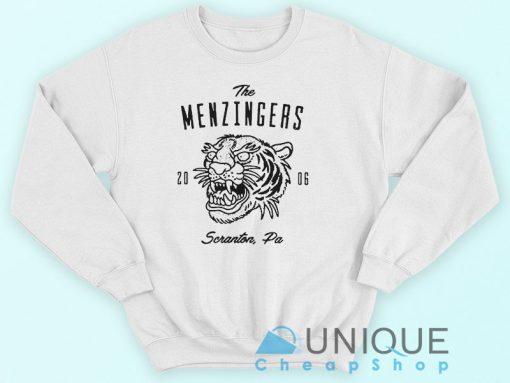 The Menzingers Tiger Sweatshirt