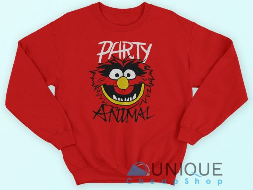 The Muppets Party Animal Sweatshirt