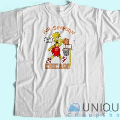 Air Bart Simpson T-Shirt