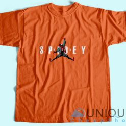 Air Spidey Parody T Shirt