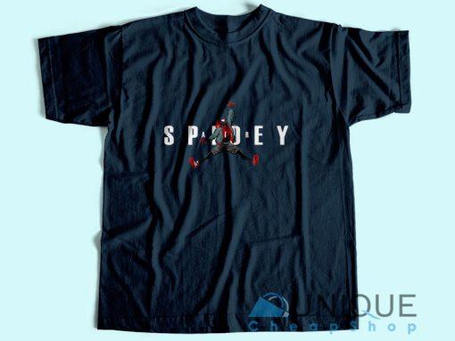 Air Spidey Parody T Shirt