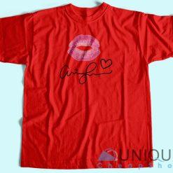 Ariana Grande Signature T Shirt