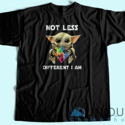 Baby Yoda Autism T Shirt