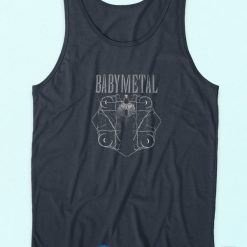 Babymetal Cloaked Figure Tank Top