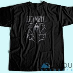 Babymetal Cloaked T Shirt