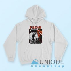 Biohazard Tales From The Hardside Hoodie