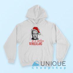 Christopher Walken Christmas Hoodie