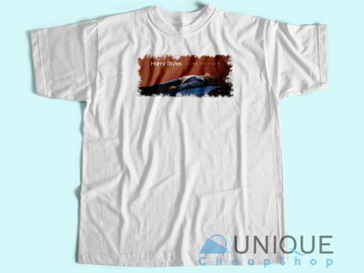 Harry Styles Live On Tour T shirt