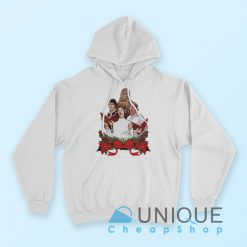 Star Wars Christmas Jedi Carols Hoodie