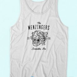 The Menzingers Tiger Tank Top