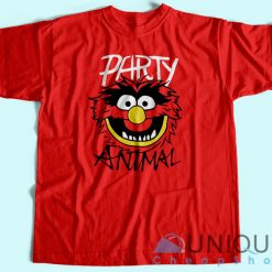 The Muppets Party Animal T Shirt