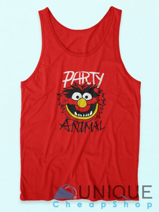 The Muppets Party Animal Tank Top