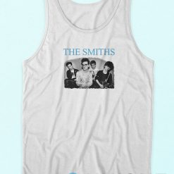 The Smiths Band Tank Top