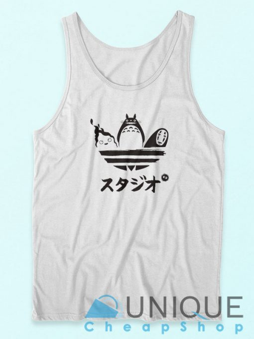 Studio Ghibli My Neighbor Totoro Tank Top