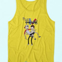 Adventure Time Twenty One Pilots Tank Top