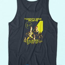Twenty One Pilots The Bandito Tour 2018 Tank Top