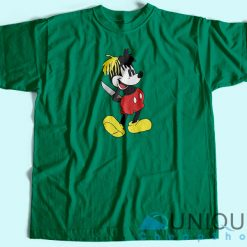 Mickey Mouse Dagger T-Shirt