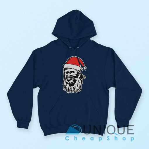 Star Wars Chewbacca Ugly Christmas Hoodie