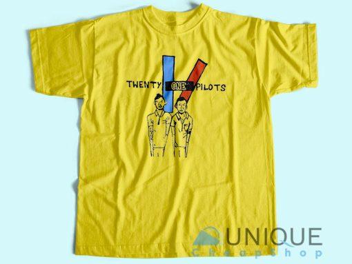 Twenty One Pilots Classic T Shirt