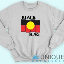Black Flag Aboriginal Sweatshirt