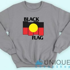 Black Flag Aboriginal Sweatshirt