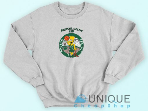 Bart Radical Celtic Sweatshirt