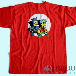 Simpson Bartman & Robhouse T-Shirt