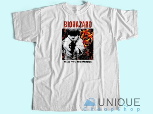 Biohazard Tales From The Hardside T-Shirt