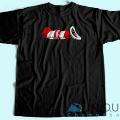 Dr Seuss Cat in The Hat T-Shirt