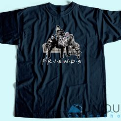 Horror Movie Friends T-Shirt
