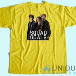 Harry Potter Squad Goals T-shirt