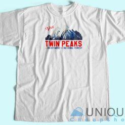 Twin Peaks Ghostwood T-Shirt