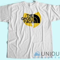 The GhostFace Wu Tang T-Shirt