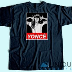 Yonce Obey Style T-Shirt