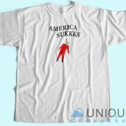 America Sukkks T-shirt