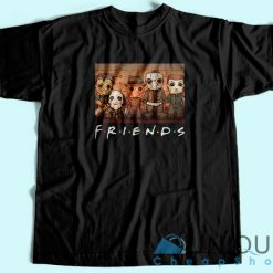Friends Character Squad T-shirt